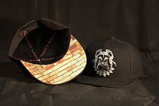 Range of custom snapbacks, styles, branding and options.