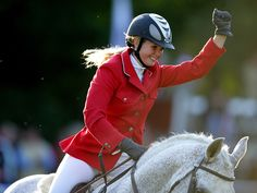 Tina Lund from Denmark is famous for reality tv and for being married to a famoues foodball player. She is also known as a very good equestrian rider.  Tina Lund have influenced my live, after I met her 2 years ago.