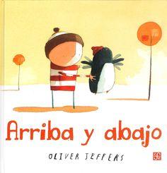 """""""Arriba y abajo"""" Oliver Jeffers"""