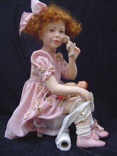 Segui, One of a kind dolls, OOAK Dolls, Art Dolls, Modern Art dolls ...480 x 640 | 54.8KB | www.just-imagine-dolls.com