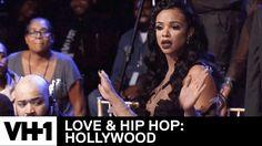Masika & Hazel E Finally Face Off   Love & Hip Hop: Hollywood - YouTube