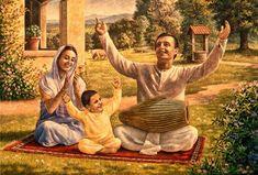 Dandavats | Ideal Family Life