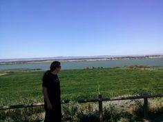 Lago en el Desierto de Monegros