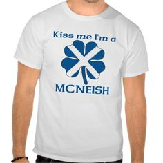 Mcneish surname