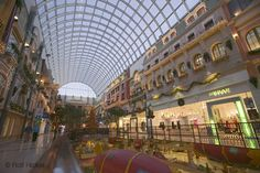 World's 10 largest shopping malls - West Edmonton Mall, in Canada, is the largest shopping mall in North America, well over 6 million sq ft. It was the world's largest mall for two decades from 1981 till The mall receives million visitors per year. Great Places, Places Ive Been, Canadian Facts, Indoor Amusement Parks, Shopping Malls, G Adventures, Shopping Center, Roller Coaster, Travel Around The World