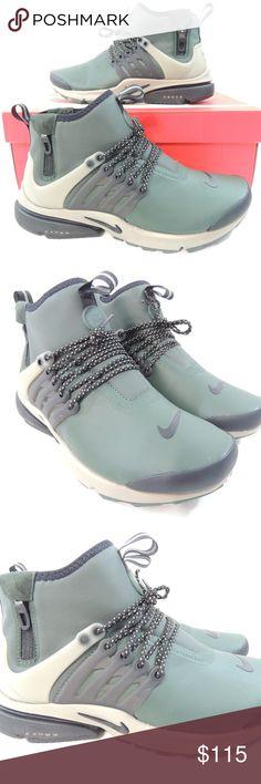 Nike Air Mid Presto Utility Grove Green Khaki BRAND  Nike MODEL  Nike Air  Mid 406bbf1f6