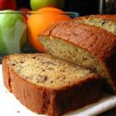 Yum... I'd Pinch That! | Janet's Rich Banana Bread --- requires sour cream