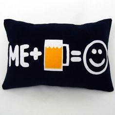 Beer Cushions