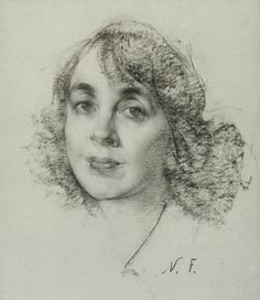 Mrs Armstrong Nicolai Fechin Jackson Hole Art Auction