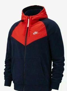 805144-222 Xtra Large Nike Tech Pack Tech Fleece Windrunner FZ Hoodie Jacket