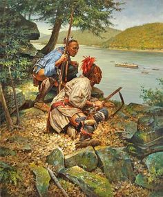 A Woodsrunner's Diary: The Newcomers By Robert Griffing.