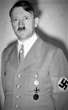 Adolf Hitler in 1938. This is oftentimes cited as a favorite photo of those interested in A.H.