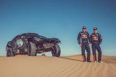 Loeb/Elena au Dakar 2016