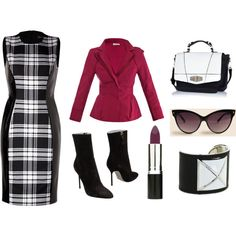 """""""$2000 Challenge for InStyle Fashion Editor"""" by manifika on Polyvore"""
