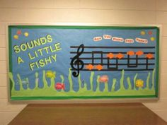 Sounds fishy! The Music Empowers Foundation