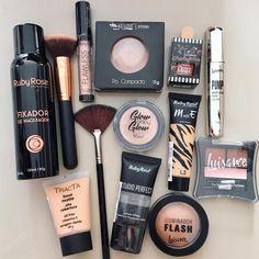 Makeup Set, Cute Makeup, Makeup Goals, Glam Makeup, Skin Makeup, Makeup Tips, Neutral Makeup, Gerard Cosmetics, Becca Cosmetics