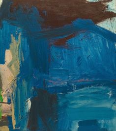Willem de Kooning - A Tree in Naples, 1960