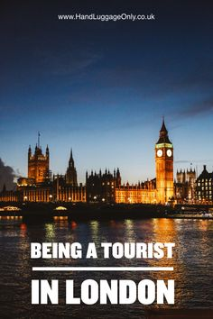 Being A Tourist In My Own City - London! - Hand Luggage Only - Travel, Food & Home Blog