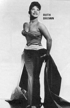 Ruth Brown: Queen of Atlantic Records