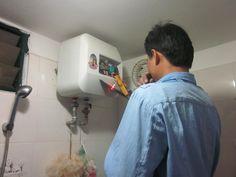 suamaylanhtanbinh.com     sửa mánh nước nóng mất nguồn . máy hoạt động nhưng khoong nóng