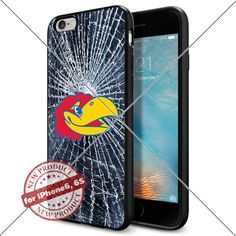 WADE CASE Kansas Jayhawks Logo NCAA Cool Apple iPhone6 6S Case #1223 Black Smartphone Case Cover Collector TPU Rubber [Break] WADE CASE http://www.amazon.com/dp/B017J7IPGW/ref=cm_sw_r_pi_dp_eClvwb1AEDDC3