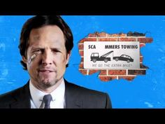 ▶ Roadside Mayhem- Scammers Towing [HQ] with Dean Winters - YouTube  ANYTHING with Dean Winters in it!!! You better be for backing dat ass up and plopping it in that big ol fluffy recliner!!! Now, isn't that better!?!? That's what I thought, too!