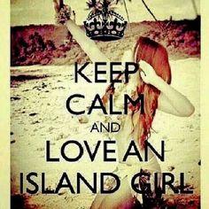 Islanders Girl....