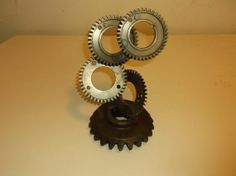 Modern Metal Sculpture Abstract Sculpture of by Creationswelded, $80.00