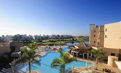 Hotel pool at la torre golf Intercontinental hotel