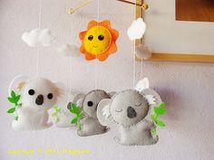 Baby Crib Mobile  Baby Nursery Mobile  Modern Mobile  by hingmade, $88.00