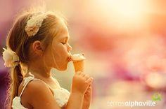 Para as crianças, uma alternativa muito saudável é o sorvete de soja. Além da proteína, essa guloseima ajuda a reduzir a taxa de colesterol ruim.
