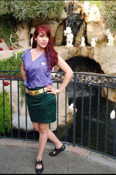 Disneybound Ariel