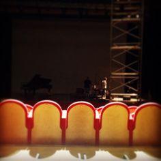 Auditorium Conciliazione - Roma / NINO! Omaggio a Nino Manfredi / Work in progress #NINO