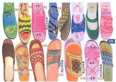 patterns crochet slippers inspiration. Like the floral block one
