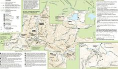 Black Diamond Mines Trail Map