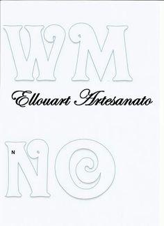 Letras Alphabet Templates, Alphabet Stencils, Hand Lettering Alphabet, Calligraphy Letters, Creative Lettering, Lettering Design, Letras Abcd, Bubble Letter Fonts, Drawing Letters