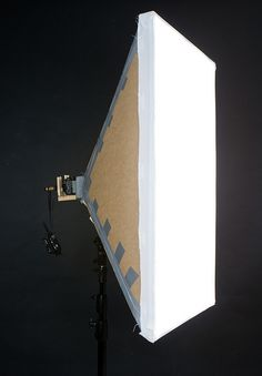 DIY Large Softbox for Small Strobe 100cm x 60cm (with build instructions) by nickwheeleroz, via Flickr