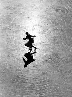 Alfred Eisenstaedt | black and white I like this ice skater. http://prolabdigital.com/products-services/fine-art-digital-prints/photo-digital-prints.html
