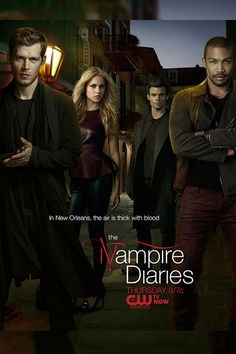 The Vampire Diaries The Originals Poster | ETonline.com