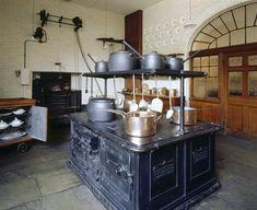 Kitchen at Taton Park
