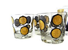 GOLD COIN OLD FASHIONED