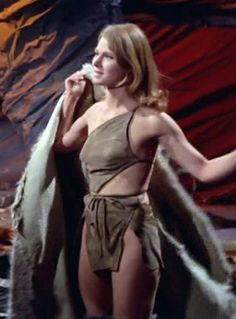 Mariette Hartley as Zarabeth in All Our Yesterdays from the original Star Trek.