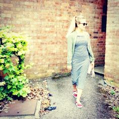 One item styled 4 ways - khaki bomber jacket Striped Maxi Dresses, Styling Tips, Hemline, Bomber Jacket, Jackets, Fashion Tips, Style, Down Jackets, Fashion Hacks