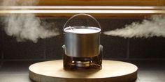 ultralight camp stove DIY