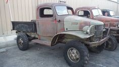 BangShift.com Power Wagons And M37 Trucks For Sale! We Love Us A Good Power Wagon! - BangShift.com Dodge Trucks For Sale, Old Dodge Trucks, Jeep Wrangler Seat Covers, Us Army Trucks, Power Wagon For Sale, Tow Truck, Truck Bumper, Dodge Power Wagon, Square Body
