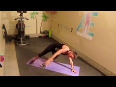 Anna's HIIT Workout #73 - 15 Minute Funeral For Your Fat - YouTube