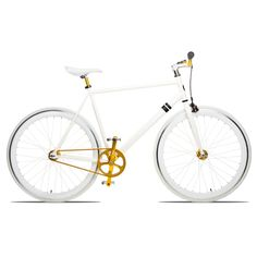 Super clean white fixie -  Sole Bicycles: The Delano Bicycle