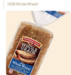 """Pepperidge Farm® 100% Natural Whole Wheat Bread  #CooksIllustrated Taste Test Winner """"Highly Recommended""""  #TasteTestTriumphs"""