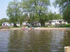 Rice Lake, Ontario, Canada - Sandy Bay Cottages