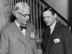 W. B. Yeats and T. S. Eliot